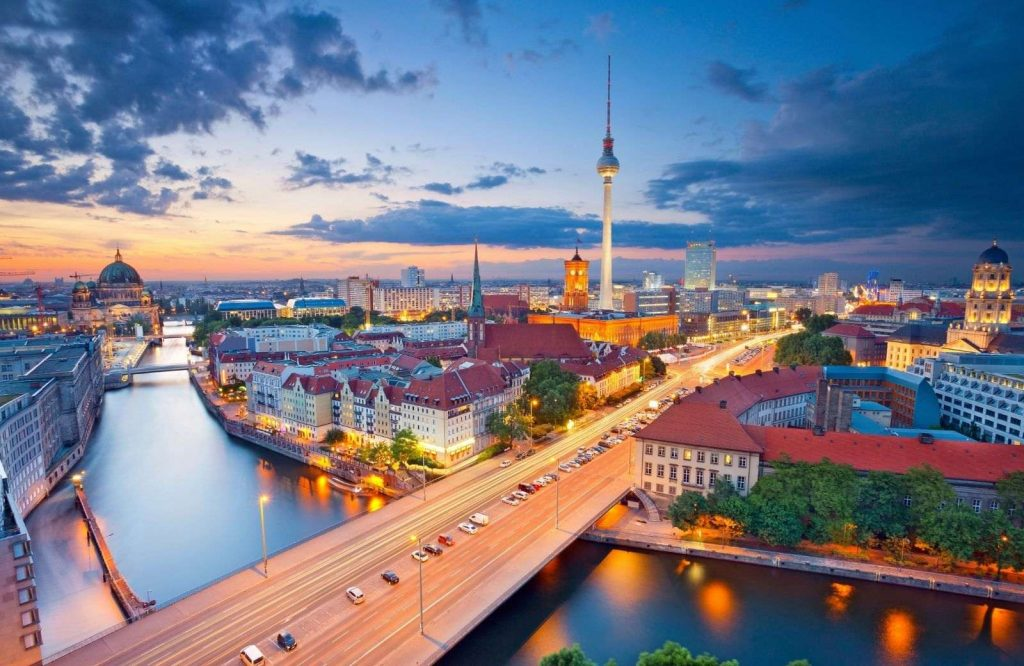 Add Berlin to your list of the best cities to visit in Europe.