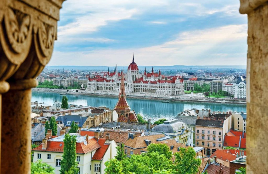 Budapest is one of the best cities to visit in Europe.