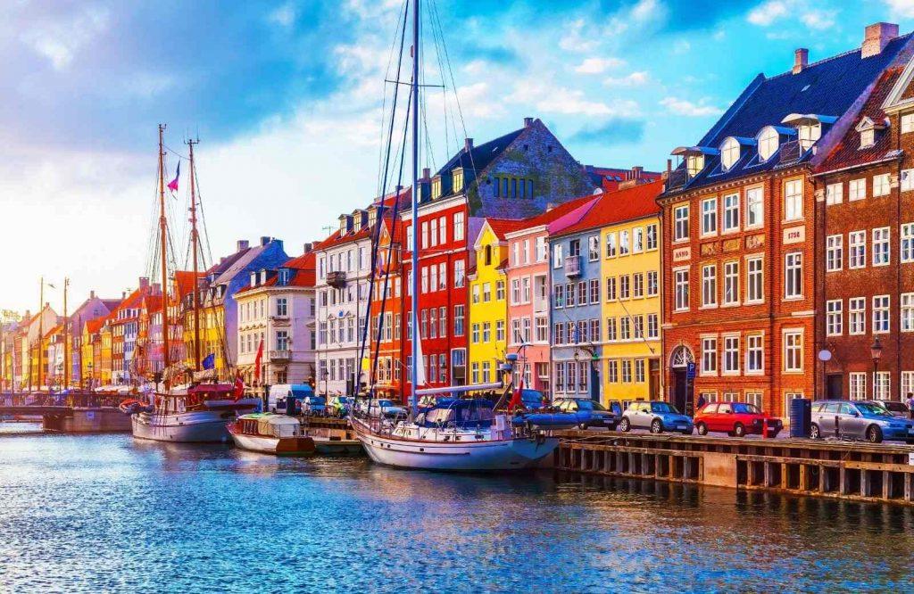 One of the best cities to visit in Europe is Copenhagen.
