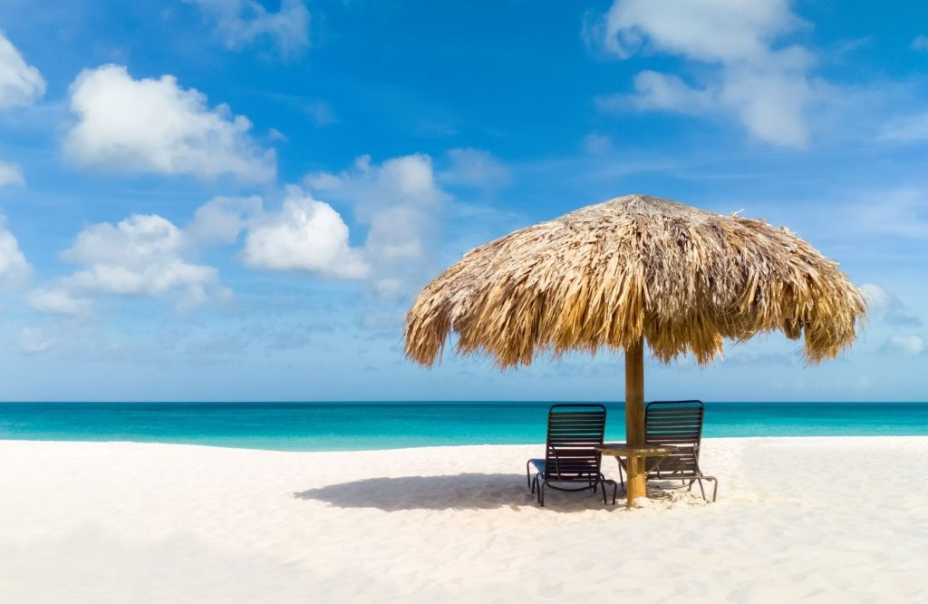 There are so many fun things to do in Aruba and beach hopping is one of them.