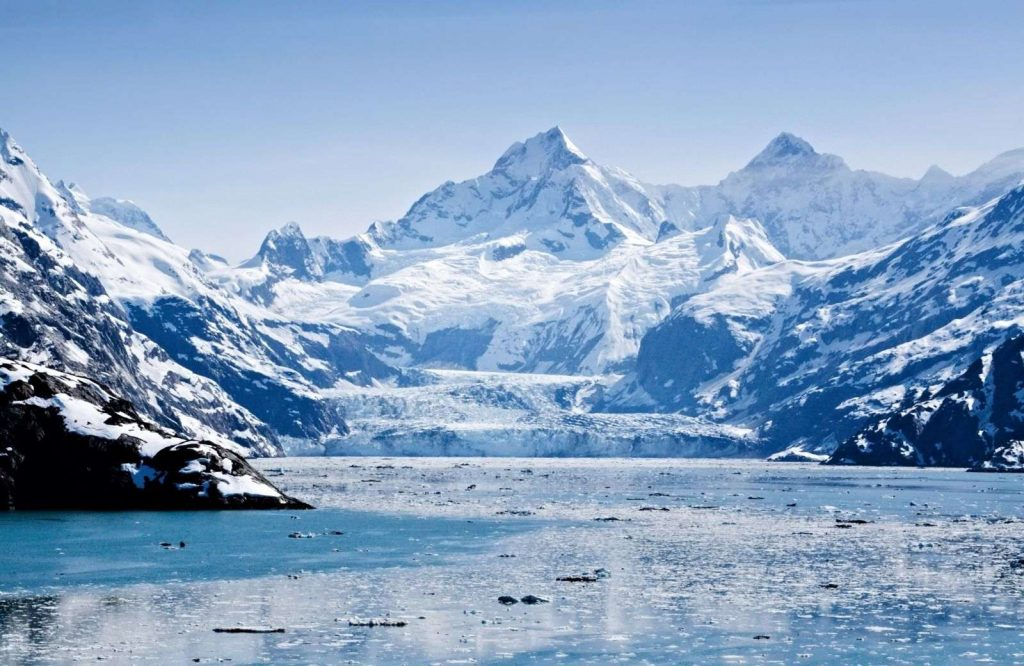 Glacier Bay National Park should be added to your United States bucket list.
