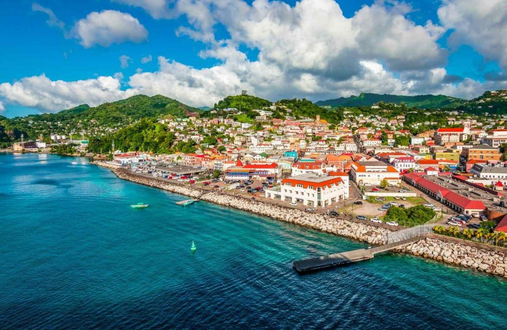 Add Grenada to your list of the best honeymoon destinations in the Caribbean.