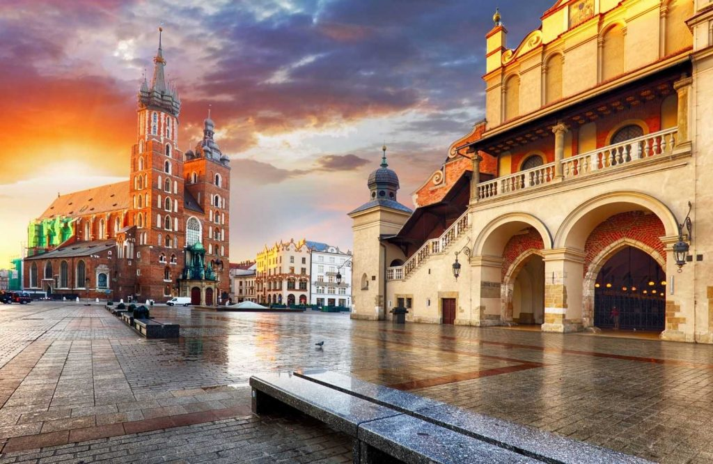 Krakow is one of the best cities to visit in Europe.