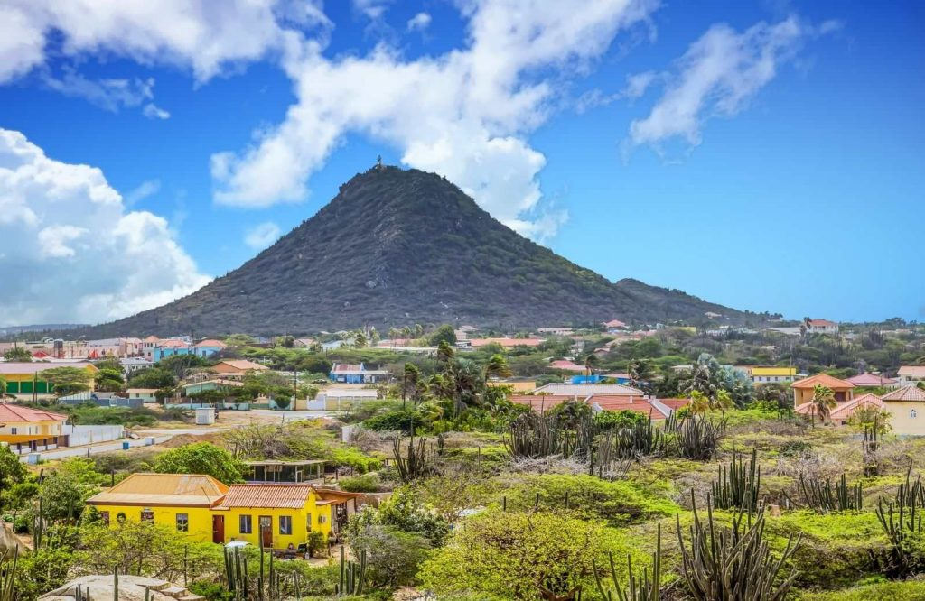 If you're looking for fun things to do in Aruba, visit Arikok National Park.