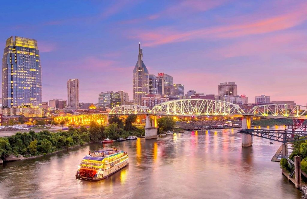 A USA bucket list isn't complete without Nashville.