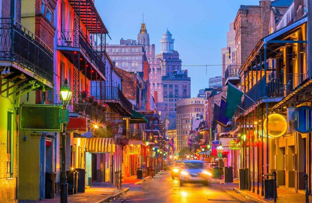 One of the most amazing bucket list places to visit in the US is New Orleans.