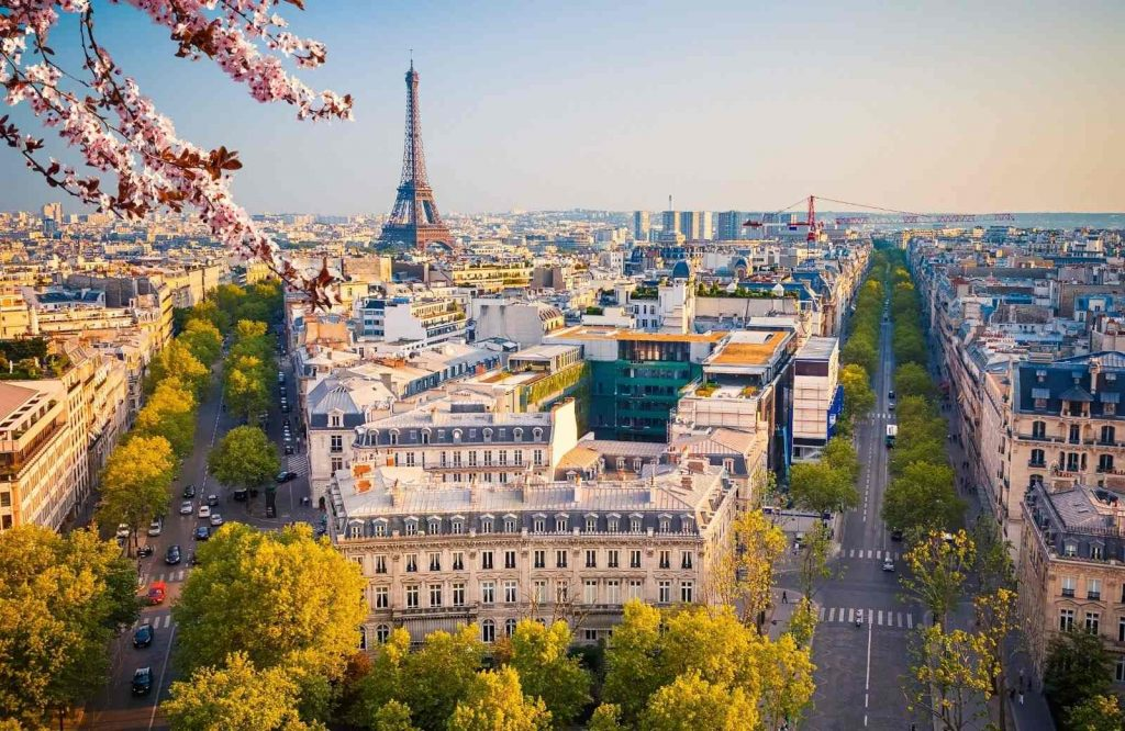 Paris is one of the best cities to visit in Europe.