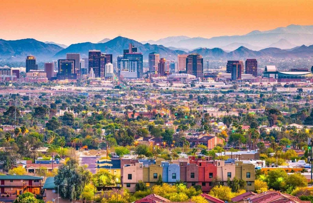 Phoenix will be one of your Southwest USA road trip stops.