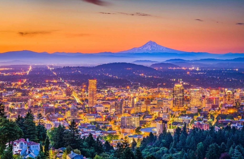 If you're looking for the best getaways on the West Coast, visit Portland.