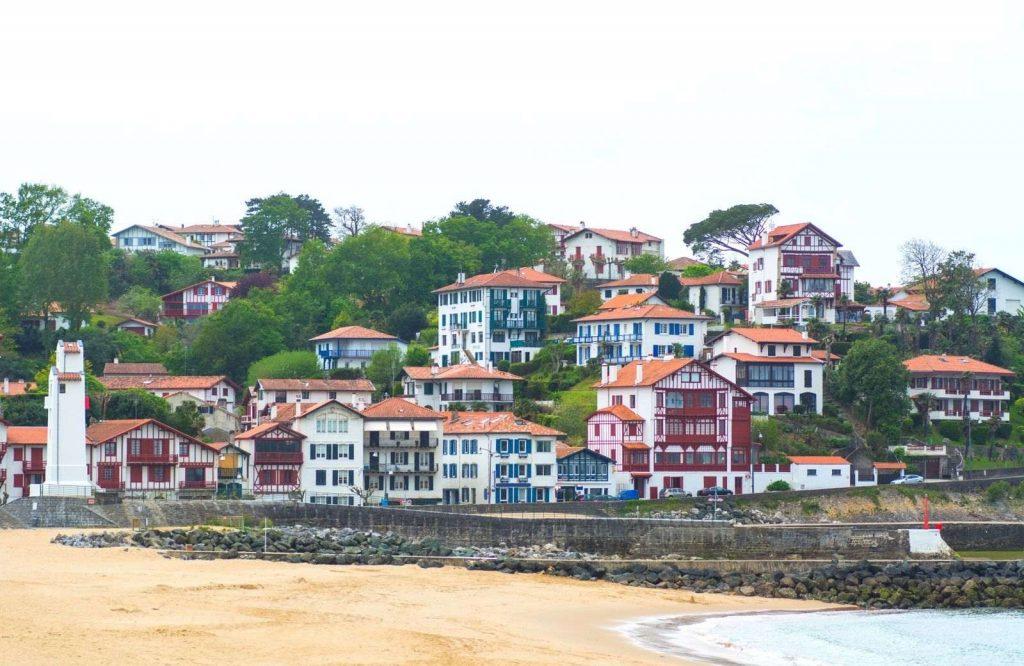 Saint Jean de Luz is one of the best beach towns in France.