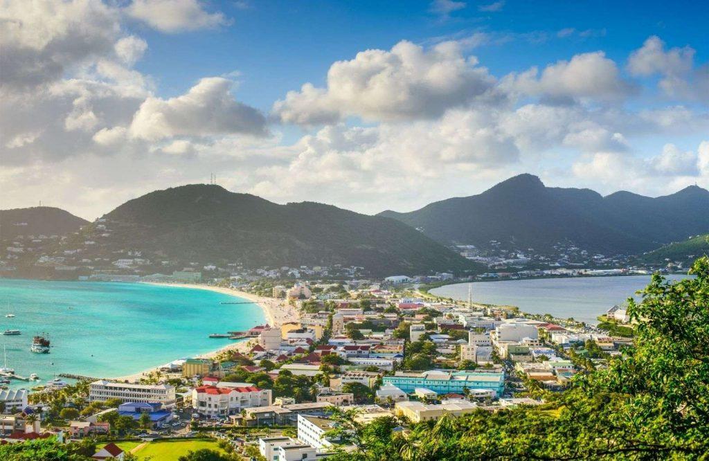 One of the best honeymoon destinations in the Caribbean is St. Maarten.