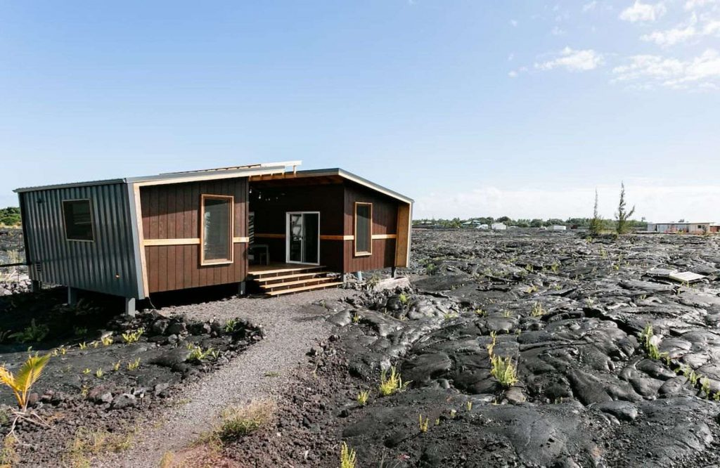 This is one of the most unique Airbnbs in Hawaii.
