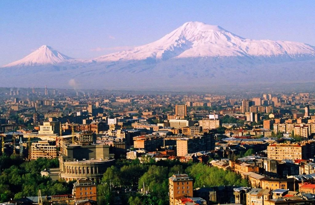 Although it's not your typical vacation destination, Yerevan is one of the best cities to visit in Europe.
