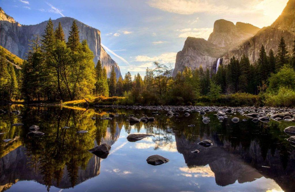 Add Yosemite to your United States bucket list!