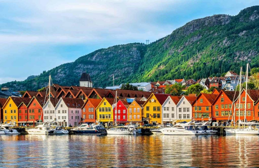 Bergen is one of the most underrated cities in Europe.