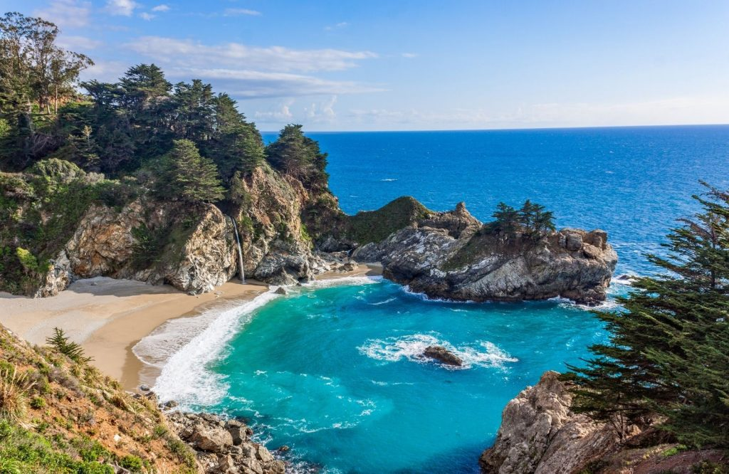 Add Big Sur to your list of the best beach towns in California.