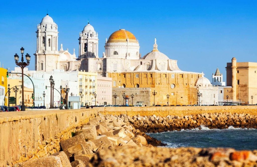 Cadiz, Spain is one of many underrated cities in Europe.