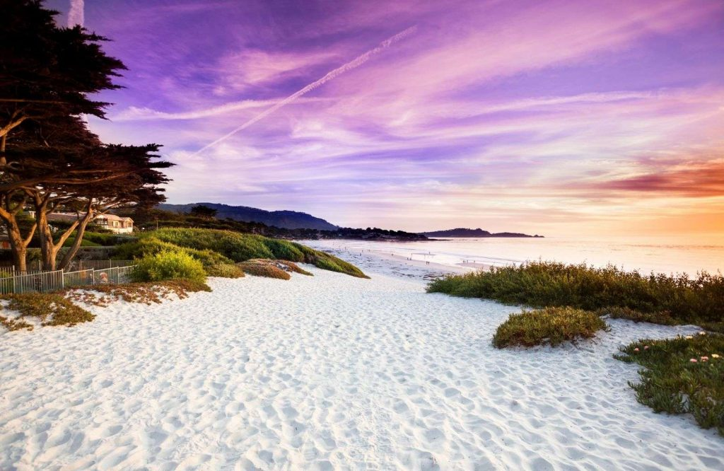 Carmel-by-the-Sea is one of the prettiest beach towns in California.