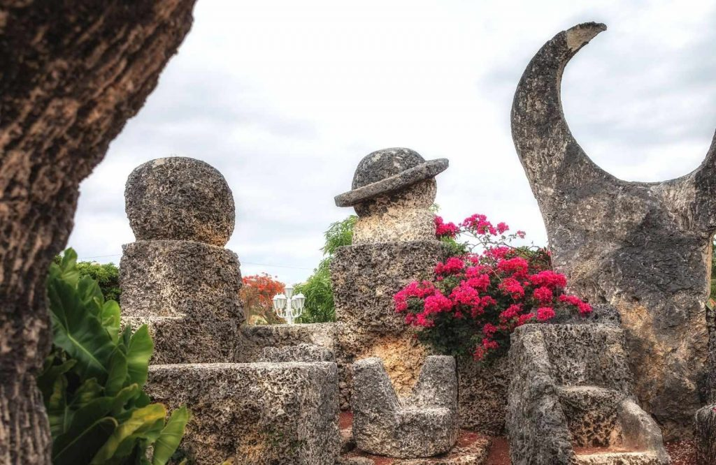 A great place to stop on your Miami to Key West drive is Coral Castle Museum.