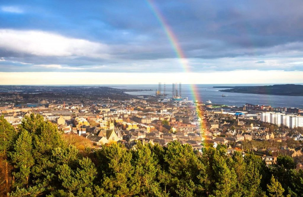 One of the most underrated cities in Europe is Dundee.