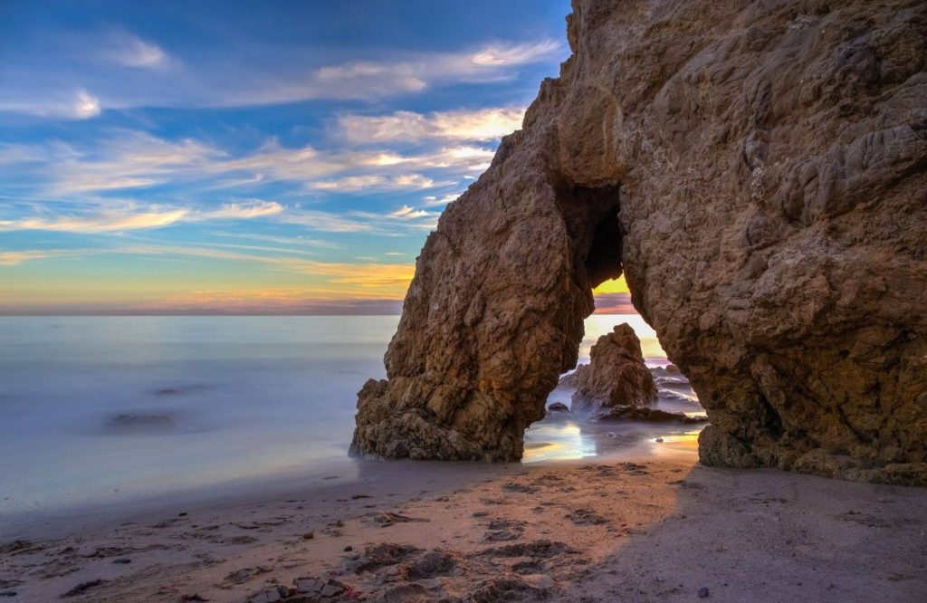 El Matador State Beach is one of many best beaches in the USA.