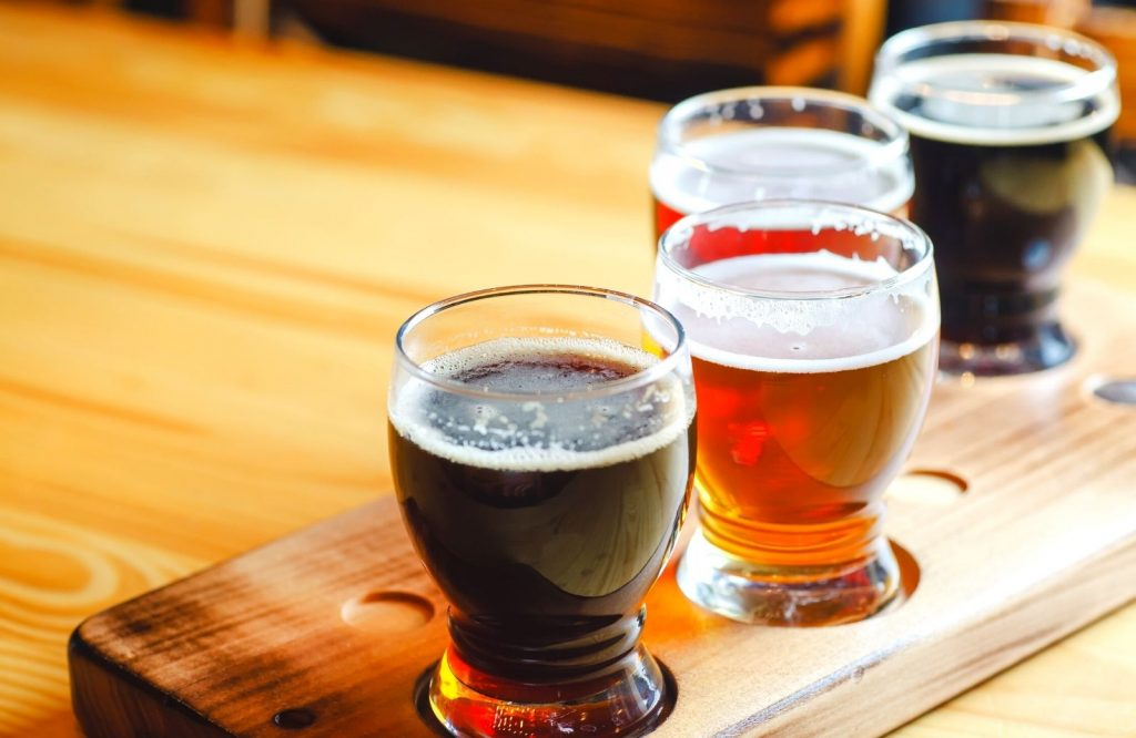 Florida Keys Brewing Company is a great place to stop on your Miami to Key West road trip.