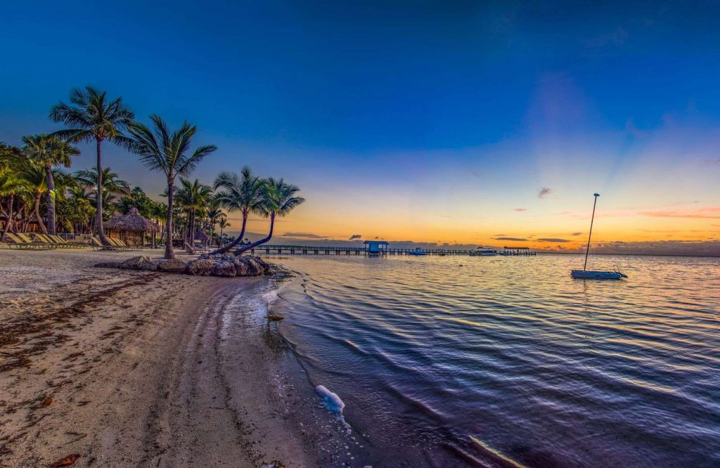 Islamorada is a must on your Miami to Key West drive.
