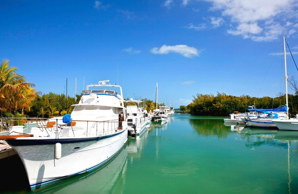 Add Key Largo to your list of stops on your Miami to Key West drive.