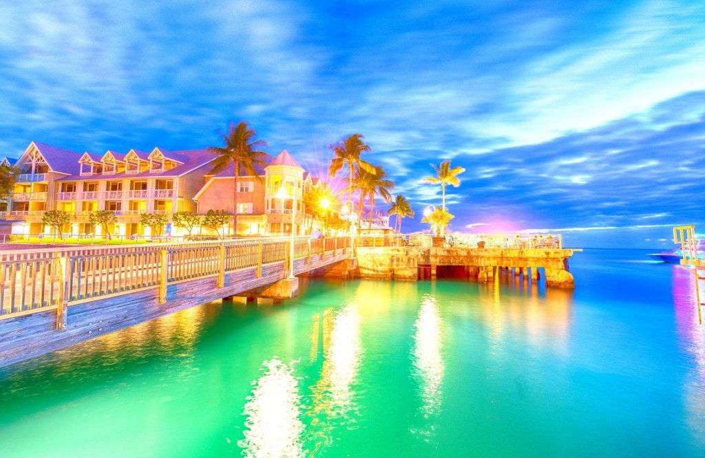 Key West is the final stop on your Miami to Key West drive.