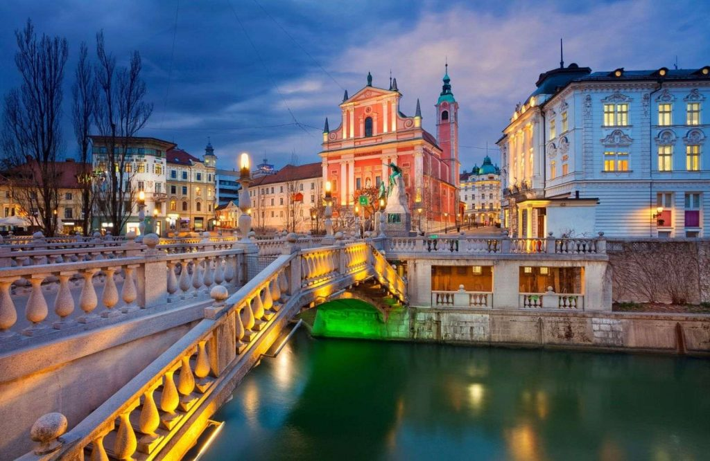 Ljubljana is one the most underrated cities in Europe.