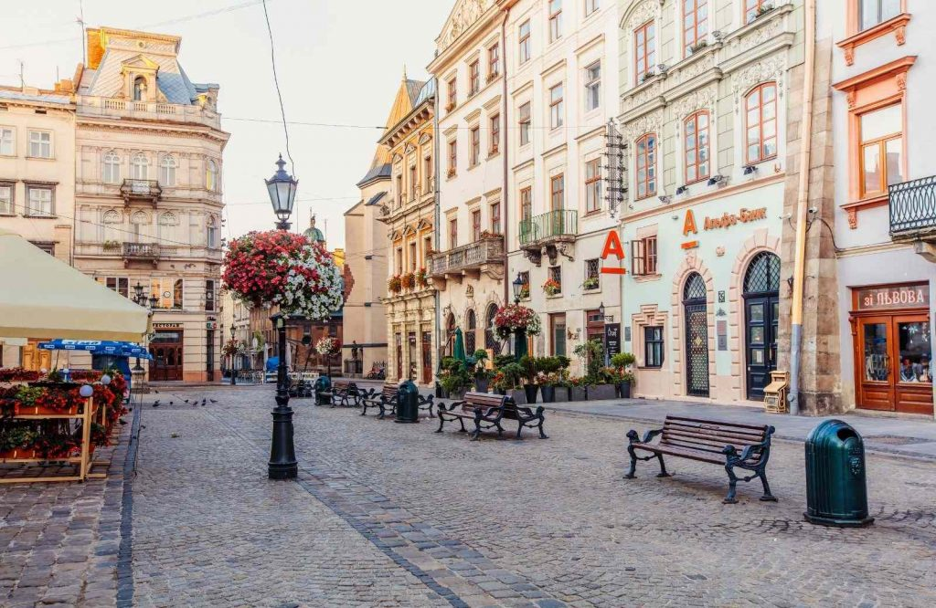 Lviv is one of the most underrated cities in Europe.