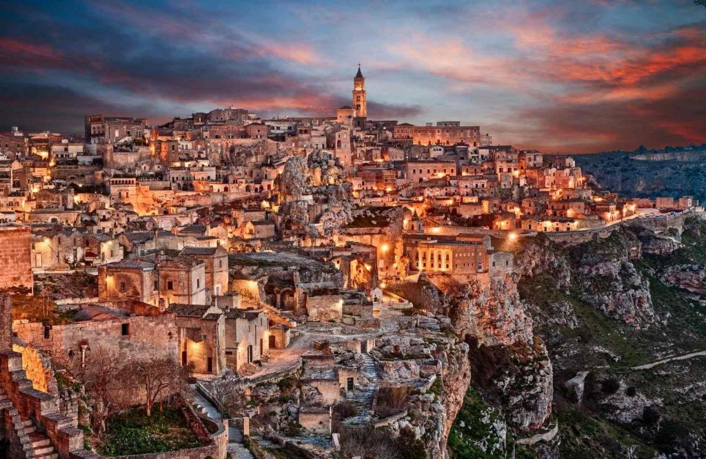 One of the most underrated cities in Europe is Matera.