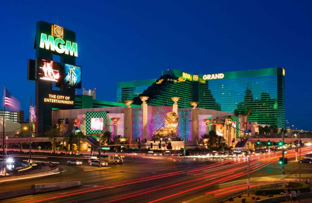One of the most unique and free things to do in Vegas is to watch tv show pilots at MGM Grand.