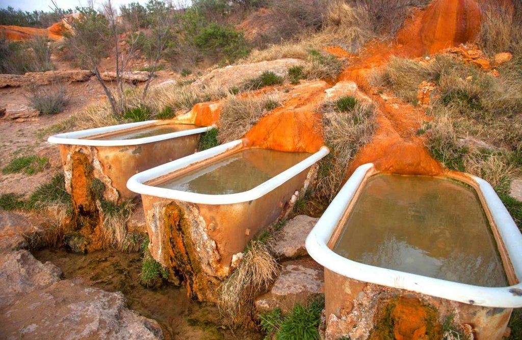 The list of best places to visit in Utah includes Mystic Hot Springs.