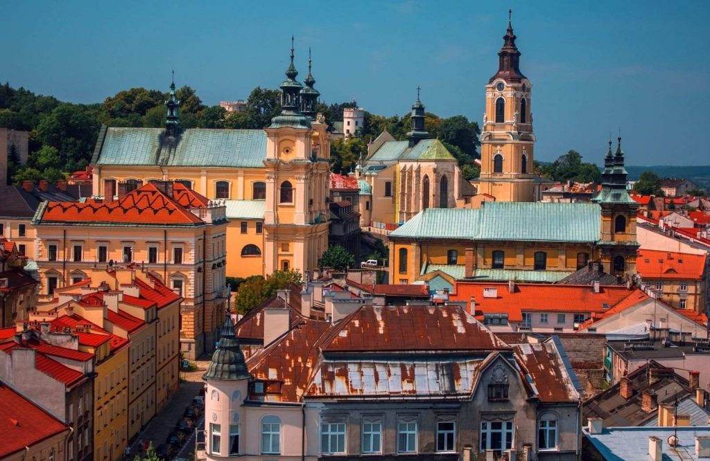 Przemysl in Poland is one of the most underrated cities in Europe.