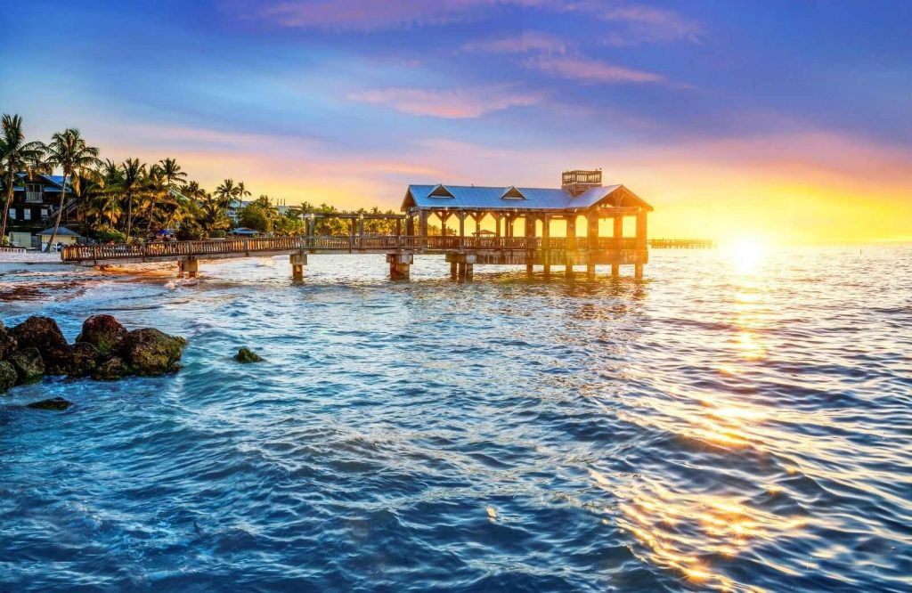 The Miami to Key West drive is an epic road trip!