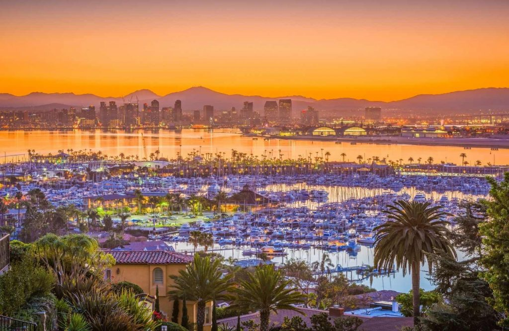 If you're looking for the best beach towns in California, San Diego is one of them.
