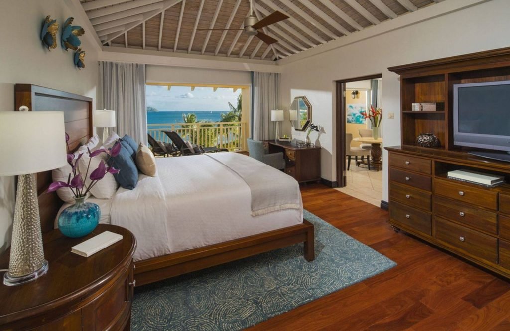 When you're booking your St. Lucia honeymoon, make sure you research your accommodation options.