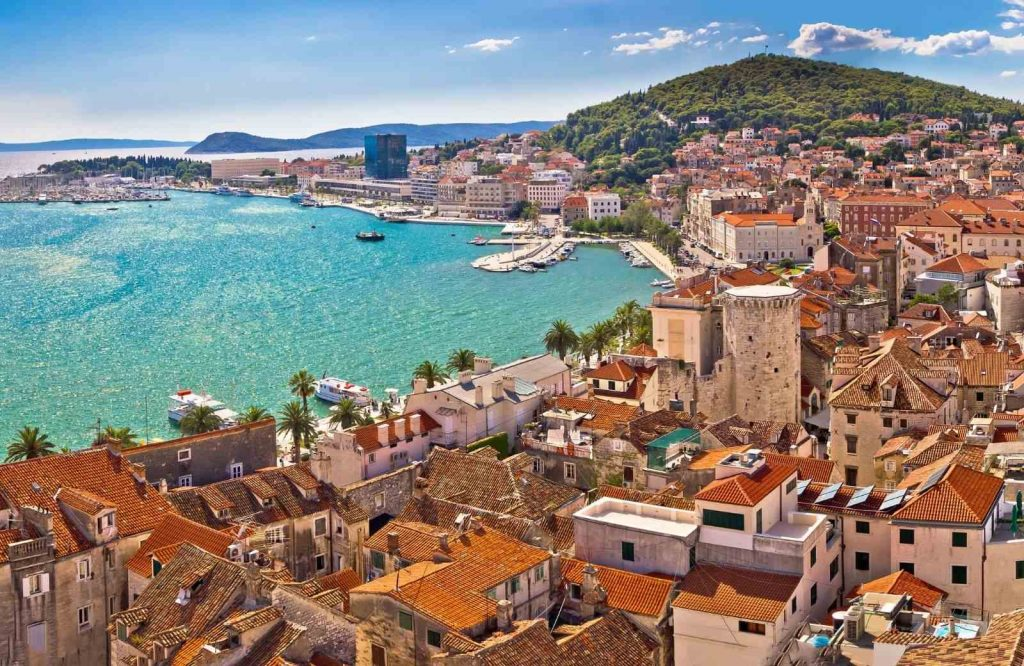 Split is one of the prettiest and underrated cities in Europe.