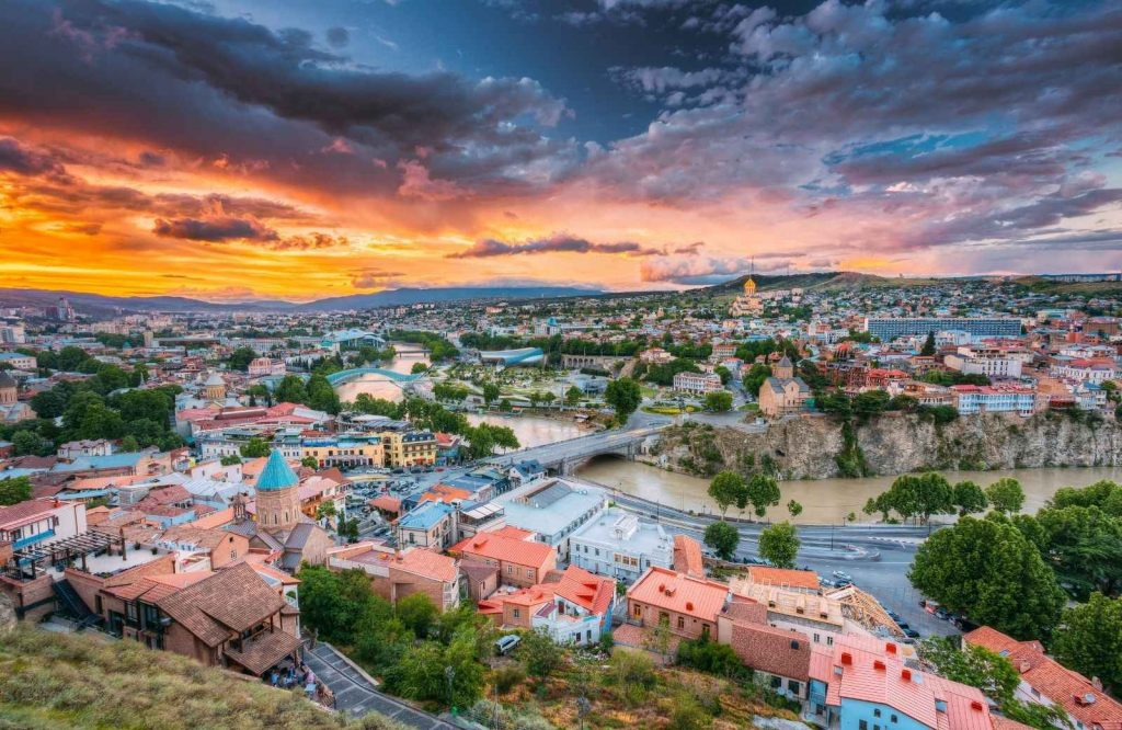 Tbilisi, Georgia is one of the most underrated cities in Europe.