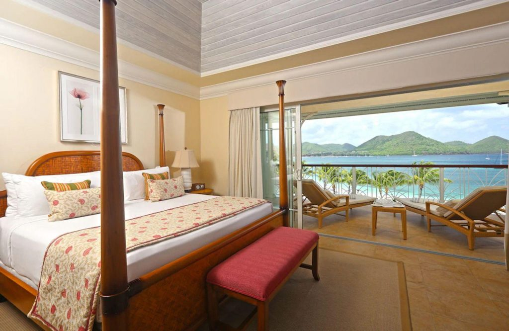 Consider staying at the Landings Resort & Spa on your St. Lucia honeymoon.