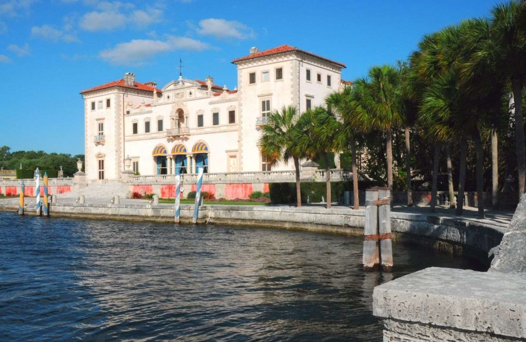 When you stop in Miami on your Miami to Key West drive, be sure to check out Vizcaya Museum.