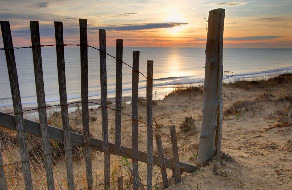 Cape Cod National Seashore is one of many unique national parks on the East Coast.