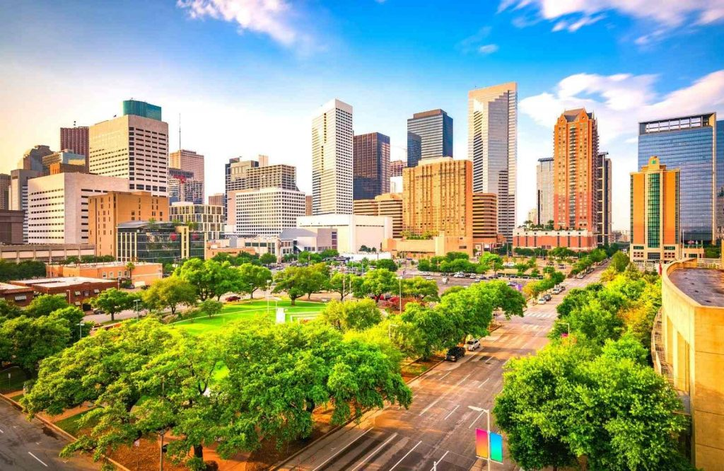 If you're looking for the best day trips from Dallas, Houston is great.