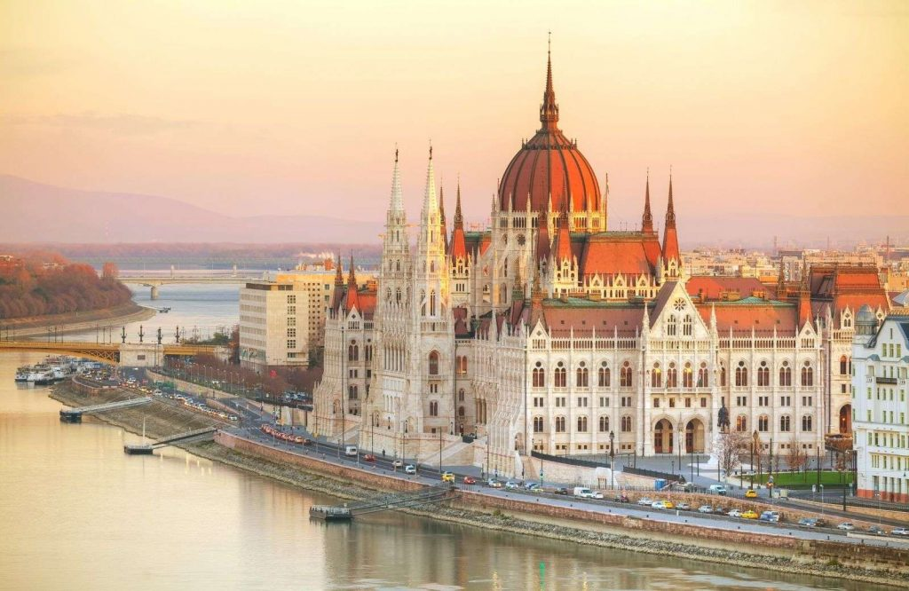 Add Budapest to your list of the cheapest countries to visit in Europe.