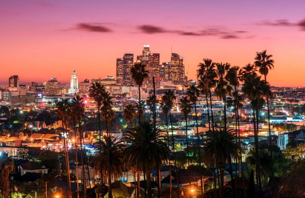 Los Angeles is one of several exciting day trips from Las Vegas.