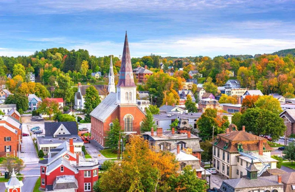 A charming stop on a Vermont road trip is Montpelier.