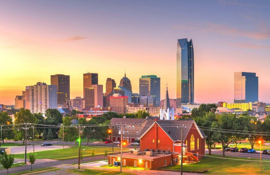 One of the most exciting day trips from Dallas is Oklahoma City.