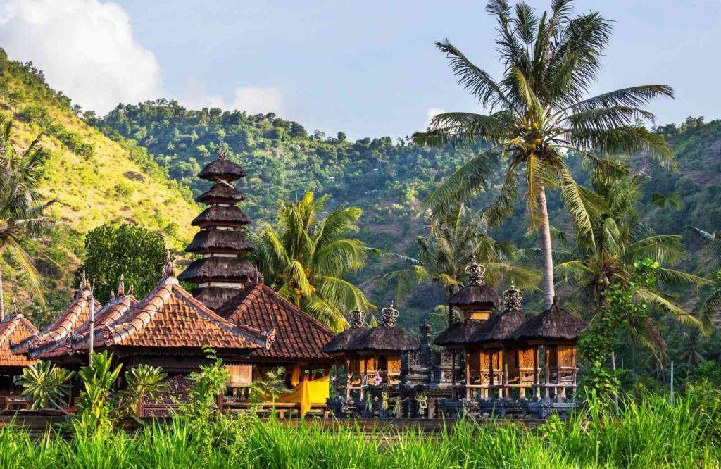 Don't forget to make a packing list when creating your Bali itinerary.