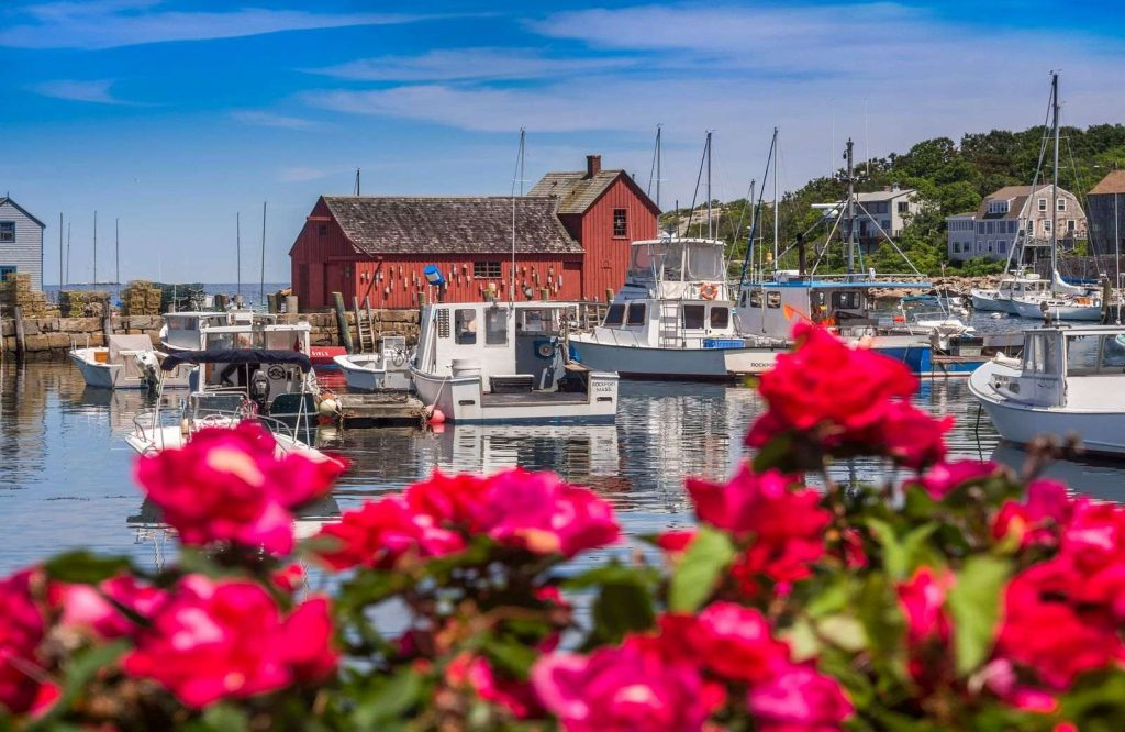 Rockport, Massachusetts is another one of the greatest romantic getaways in New England.